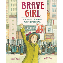 Book Cover of Brave Girl