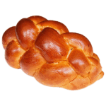 Clipart of a loaf of challah