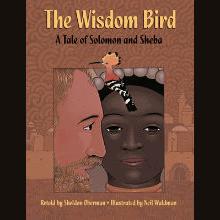 Book cover for The Wisdom Bird
